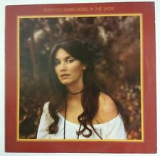 Emmylou Harris Roses In The Snow LP Alemania 1980