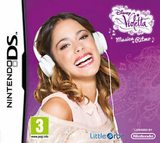 Violetta Disney Musica E Ritmo Nintendo DS IT IMPORT NAMCO