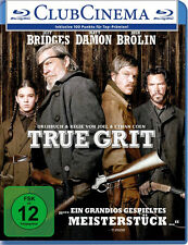 Blu-ray * TRUE GRIT - Jeff Bridges , Matt Damon # NEU OVP +