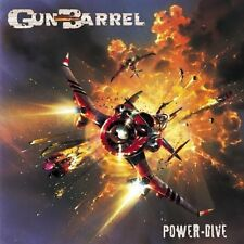 GUN BARREL - Power-Dive CD