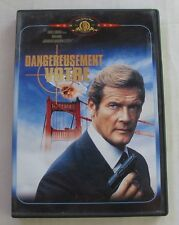 DVD DANGEREUSEMENT VOTRE - JAMES BOND 007 - Roger MOORE / Grace JONES