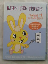 Happy Tree Friends (Vol.1 - First Blood) (DVD) (R2/PAL)