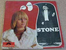 STONE - L'ANTIQUITE + 3 - French POLYDOR EP P/S - YeYe Mod Gem - HEAR
