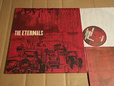 THE ETERNALS - SAME - LP - AST14LP - USA 2000
