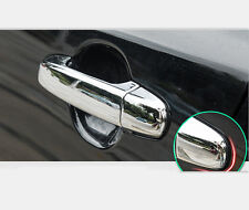 2015 For Toyota Camry Door Outside Handles Cover Trim Decoration ABS Chrome 8pcs