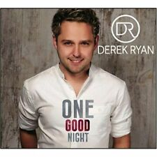 DEREK RYAN ONE GOOD NIGHT  CD 2105  Irish Country Music FREE P&P