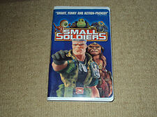 SMALL SOLDIERS, VHS MOVIE, EXCELLENT CONDITION