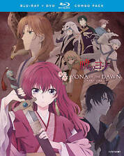 Yona of the Dawn: Part One ( Blu-ray and DVD Combo w/ slipcover , sealed)