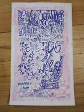 BIG BROTHER & THE HOLDING COMPANY Mother Gong 1991 I Beam SF concert poster