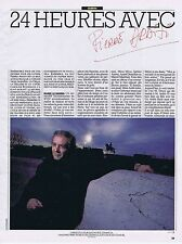 COUPURE DE PRESSE CLIPPING 1990 PIERRE ARDITI  (6 pages)