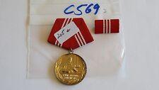 DDR Orden Treue Dienste Kampfgruppen 1 Stück (c569-)