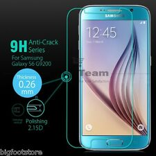Tempered thick glass screen scratch protector for Samsung Galaxy S6 SM-G9200