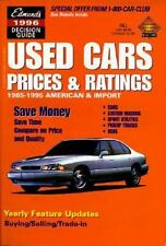 Edmund's Used Cars Prices & Ratings (Edmundscom Used Cars and Trucks Buyer's Gui