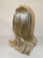 BNWT  RUSK FAUX HAIR LONG  PONY TAIL in LIGHT BLONDE  MODEL 28096