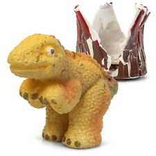 Childrens Growing Hatching Dinosaur Volcano Toy - Keeps Growing for 7 Days!