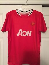 Remini Medium Manchester United Aon Uefa Chicharito #14 Mufc Soccer Jersey