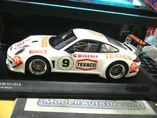 Porsche 911 997 gt3 r racing 2010 texaco EMINENCE transformation einzelst. based min 1:18