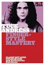 Tuck Andress Fingerstyle Mastery DVD NEW 014001880