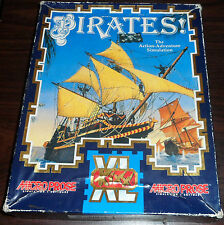 "PC Game. Sid Meier's Pirates! 3.5"" Floppy Microprose"