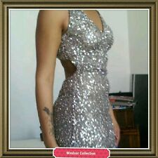 HURRY LAST ONE!! NWT SEQUIN ELEGANT DRESSY CLUB WEAR, PARTY, FORMAL PROM DRESS