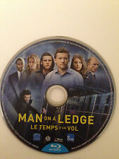 Man on a Ledge (Blu-ray Disc, 2012) Blu Ray Disc Only-Replacement Disc