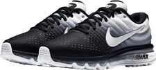 Brand New Mens Nike Air Max 2017 849559-010 Black/White Size 11