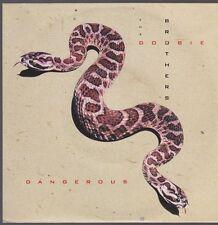 """7"""" Doobie Brothers Dangerous / Our Love 90`s EMI Capitol (Near Mint)"""