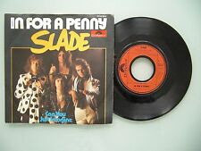 Slade - In For A Penny / Can You Just Imagine, D '75, 7'' (Single), Vinyl: m-