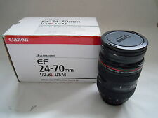 CANON EF 24-70MM F2.8L objectif USM