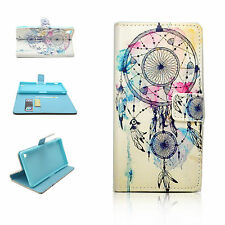 Pretty Leather Stand Wallet Flip Phone Accessory Cover Case For Sony Xperia Z3
