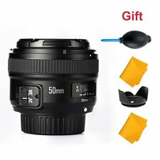 Yongnuo YN50mm F1.8 AF Lens Large Aperture Auto Focus for Nikon DSLR Camera