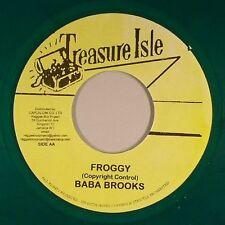 BABA BROOKS - FROGGY (TREASURE ISLE) 1964