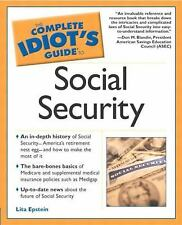 The Complete Idiot's Guide(R) to Social Security-ExLibrary