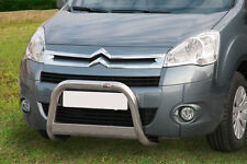 PARE BUFFLE CITROEN BERLINGO 2008- HOMOLOGUE INOX DIA 60mm
