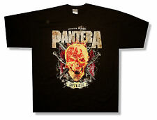 "PANTERA ""SOUTHERN SOLDIERS"" BLACK T-SHIRT NEW OFFICIAL ADULT 2XL XXL"