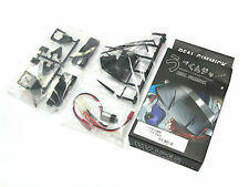 Tamiya Yokomo HPI 1/10 RC Window Wiper Set & LED LIGHT SYSTEM  BMW PORSCHE BODY