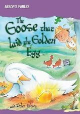 The Goose That Laid the Golden Egg and Other Fables (Aesop's Fables)