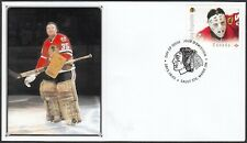 CANADA # 2868.9 - TONY ESPOSITO HOCKEY STAMP on FIRST DAY COVER