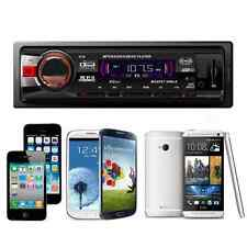 Auto Car Bluetooth Audio In-Dash With SD USB MP3 WMA Radio Player 1236