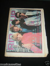 NEW ZEALAND MUSIC MAGAZINE 1983 THE TALKING HEADS U2