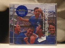 ROBBIE WILLIAMS - SING WHEN YOU'RE WINNING CD NUOVO SIGILLATO NEW 2000