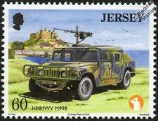 HUMVEE HMMWV M998 US Army Troop Military Jeep Vehicle / Car Stamp