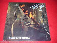 Tyran` Pace - Long Live Metal, Noise N0027  Vinyl LP 1985