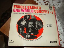 "ERROL GARNER "" ONE WORLD CONCERT VOL.1 "" E.P.  HOLLAND'6?"