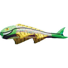 Kite Giant Peace Signs Covered Colorful Flying Fish Kite PR 12809