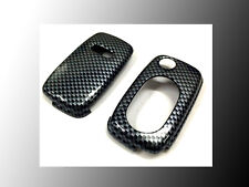 Carbon Fiber Remote Key FOB Case For Audi A4 B5 A6 C5 TT MK1 Flip Key