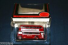 Exclusive First Edition (EFE) 1:76 diecast Ribble bus