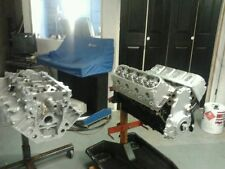 421 CUBE LSX CUSTOM  ENGINE corvette W/ .675 LIFT ROLLER CAM & PORTED LS3 HEADS