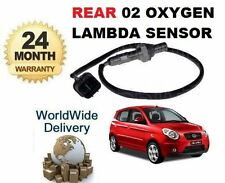 FOR KIA PICANTO 1.0 12V 2011--  NEW REAR POST CAT LOWER 02 OXYGEN LAMBDA SENSOR