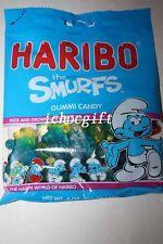 HARIBO the SMURFS Gummi Candy 113g bag